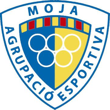 Escudo de A.E. MOJA (CATALUÑA)