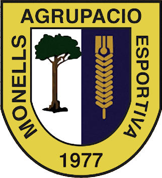 Escudo de A.E. MONELLS (CATALUÑA)