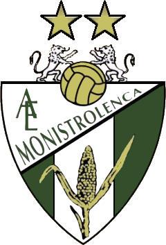 Escudo de A.E. MONISTROLENCA (CATALUÑA)