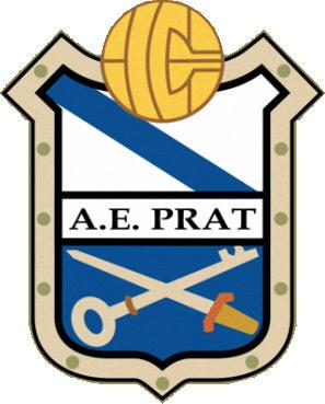 Escudo de A.E. PRAT  (CATALUÑA)