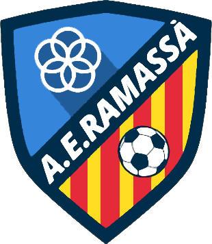 Escudo de A.E. RAMASSÀ (CATALUÑA)