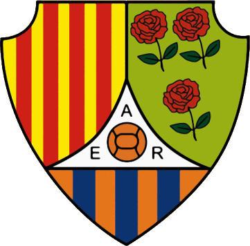 Escudo de A.E. ROSES (CATALUÑA)