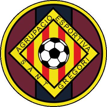 Escudo de A.E. SANT GREGORI (CATALUÑA)