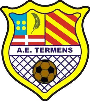 Escudo de A.E. TÉRMENS (CATALUNHA)
