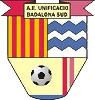 Escudo de A.E. UNIFICACIÓ BADALONA SUD (CATALUÑA)