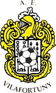 Escudo de A.E. VILAFORTUNY (CATALUÑA)