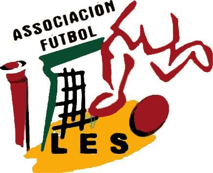 Escudo de A.F. LES (CATALUÑA)