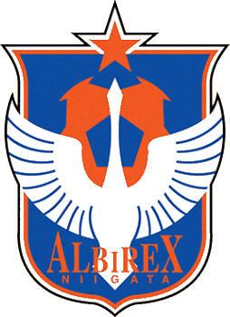 Escudo de ALBIREX NIIGATA BARCELONA F.C. (CATALUÑA)