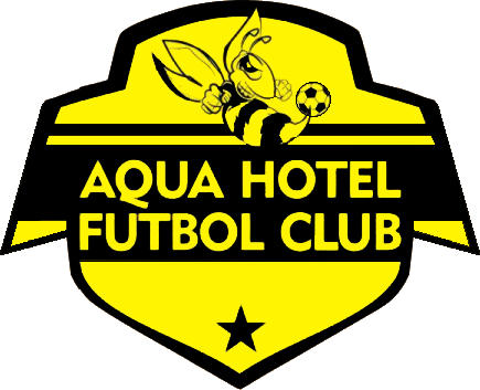 Escudo de AQUA HOTEL F.C. (CATALUÑA)