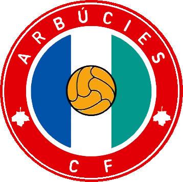 Escudo de ARBÚCIES C.F. (CATALUÑA)