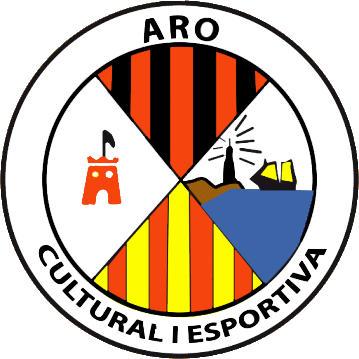 Escudo de ARO C.E. (CATALUÑA)