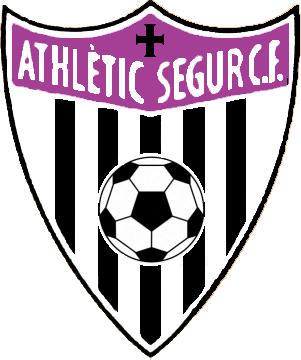 Escudo de ATHLÈTIC SEGUR C.F. (CATALUÑA)