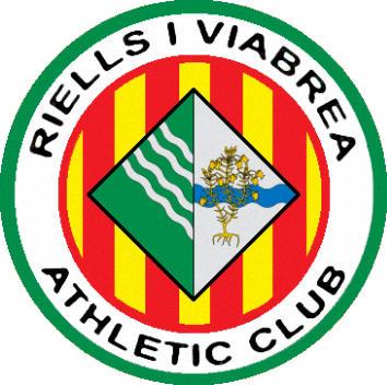 Escudo de ATHLÉTIC C. RIELLS I VIABREA (CATALUÑA)