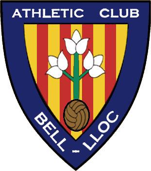 Escudo de ATHLETIC C. BELL-LLOC (CATALUÑA)