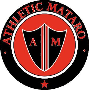 Escudo de ATHLETIC MATARÓ (CATALUÑA)