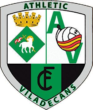 Escudo de ATHLETIC VILADECANS C.F. (CATALUÑA)