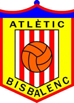 Escudo de ATLÈTIC BISBALENC (CATALUÑA)