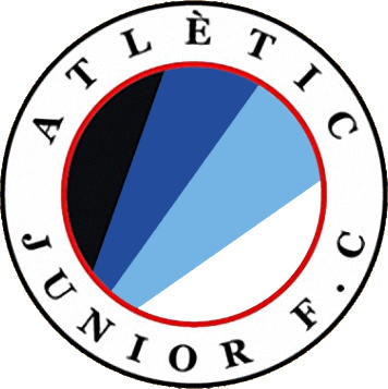 Escudo de ATLÈTIC JUNIOR F.C. (CATALUÑA)