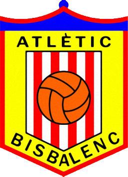 Escudo de ATLÉTIC BISBALENC (CATALUÑA)