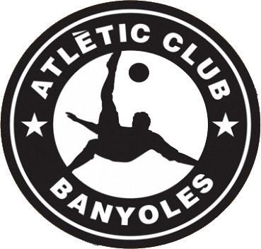 Escudo de ATLÉTIC C. BANYOLES (CATALUÑA)