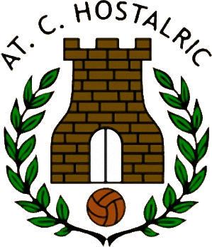 Escudo de ATLÉTIC C. HOSTALRIC (CATALUÑA)