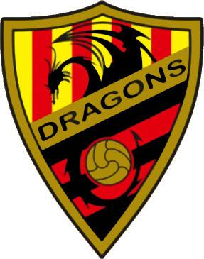 Escudo de BARCELONA DRAGONS C.F. (CATALUÑA)