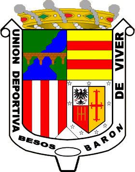 Escudo de BESOS BARON DE VIVER C.F. (CATALUÑA)
