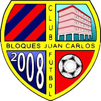 Escudo de BLOQUES JUAN CARLOS FC (CATALUÑA)