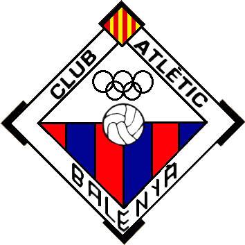 Escudo de C. ATLÈTIC BALENYÀ (CATALUÑA)