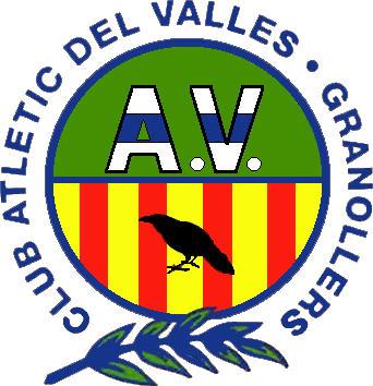 Escudo de C. ATLÉTIC DEL VALLÉS (CATALUÑA)