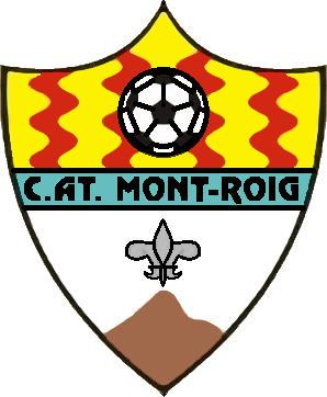 Escudo de C. ATLÉTIC MONT-ROIG (CATALUÑA)