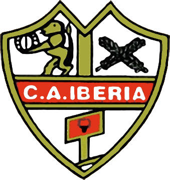 Escudo de C. ATLÉTICO IBERIA (CATALUÑA)