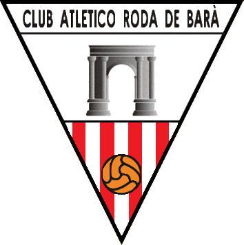 Escudo de C. ATLÉTICO RODA DE BARÁ (CATALUÑA)