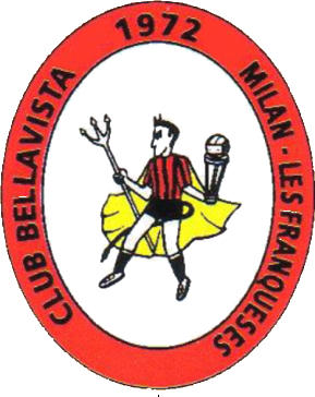 Escudo de C. BELLAVISTA MILAN (CATALUNHA)