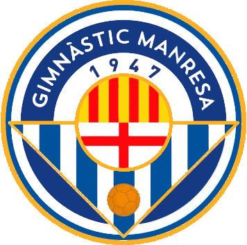 Escudo de C. GIMNÀSTIC MANRESA (CATALUÑA)
