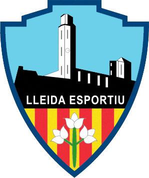 Escudo de C. LLEIDA ESPORTIU (CATALUÑA)
