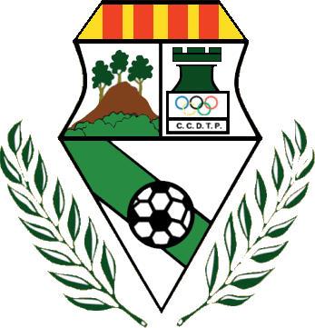 Escudo de C.C.D. TURÓ DE LA PEIRA (CATALUÑA)