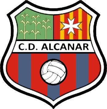 Escudo de C.D. ALCANAR (CATALUÑA)