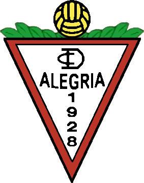 Escudo de C.D. ALEGRIA (CATALUÑA)