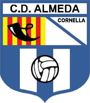 Escudo de C.D. ALMEDA (CATALUÑA)