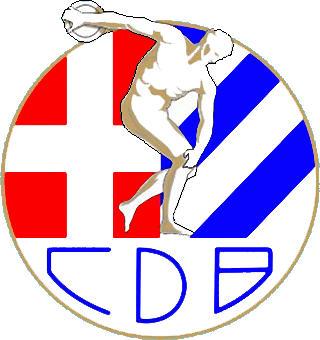 Escudo de C.D. BLANES  (CATALUNHA)
