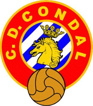 Escudo de C.D. CONDAL (CATALUÑA)