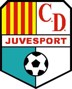 Escudo de C.D. JUVESPORT (CATALUÑA)