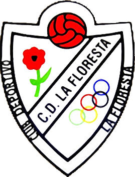 Escudo de C.D. LA FLORESTA (CATALUÑA)