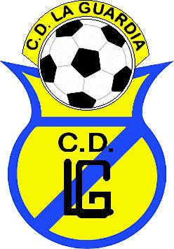 Escudo de C.D. LA GUARDIA (CATALUNHA)