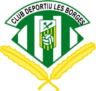 Escudo de C.D. LES BORGES (CATALUÑA)