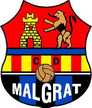 Escudo de C.D. MALGRAT (CATALUÑA)