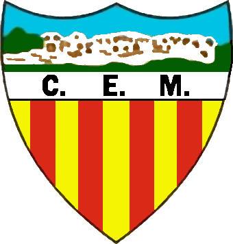 Escudo de C.D. MONTESQUIU (CATALUÑA)