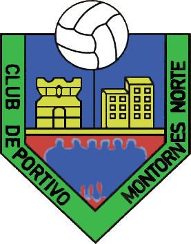 Escudo de C.D. MONTORNES NORTE (CATALUÑA)