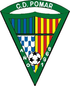 Escudo de C.D. POMAR (CATALUÑA)